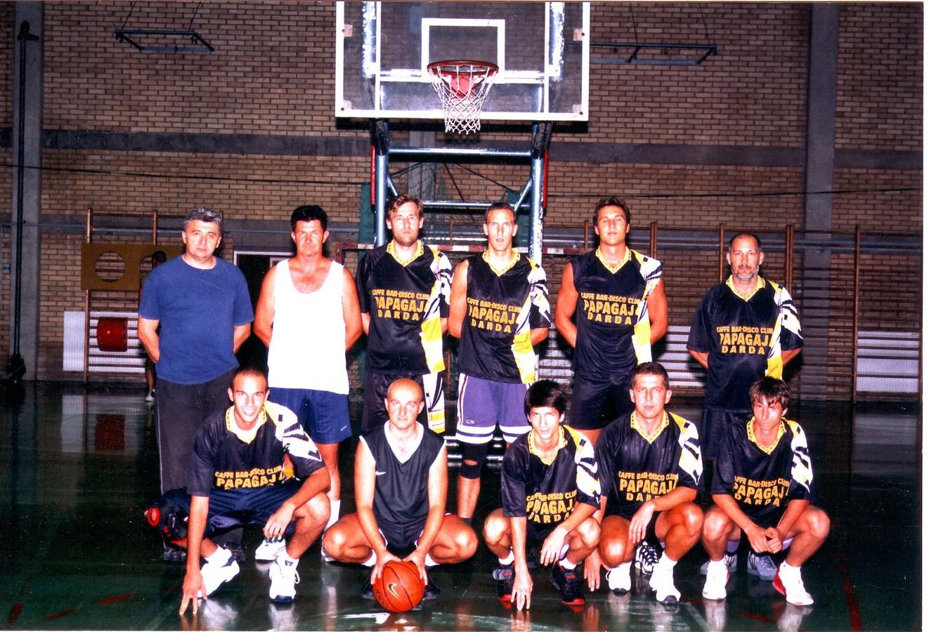 2004 KK Darda I - reosnivanje