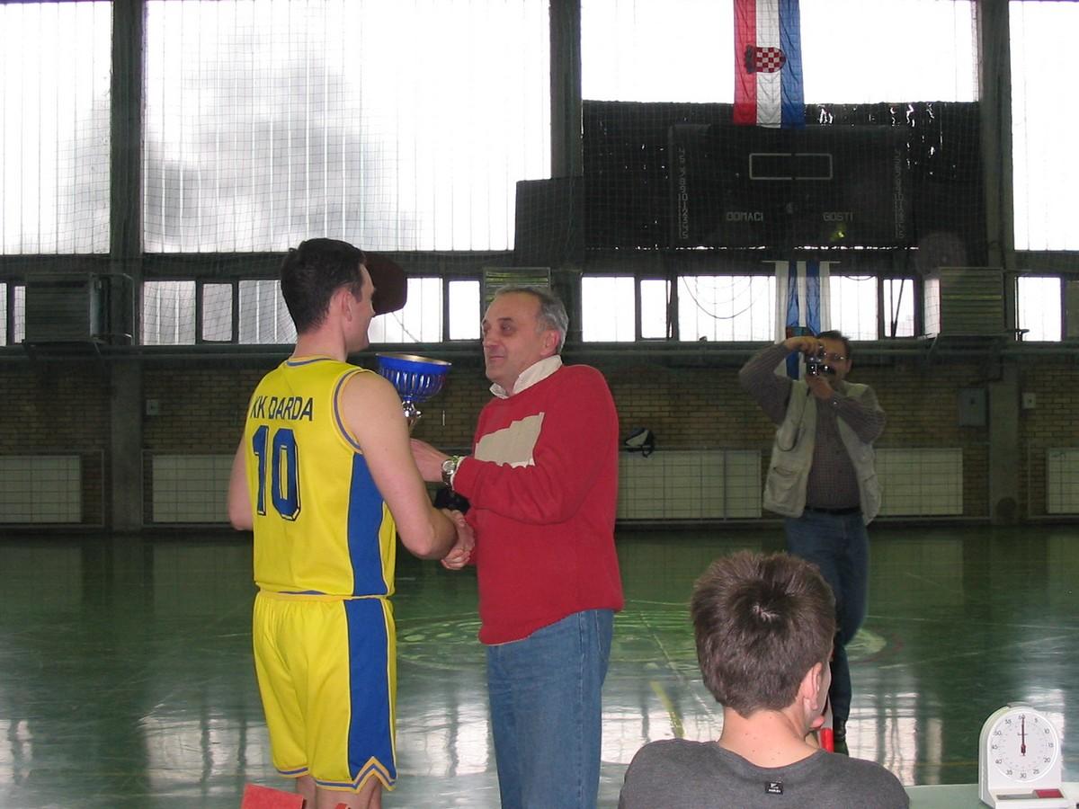 2005 KK Darda I - prvak B1 1