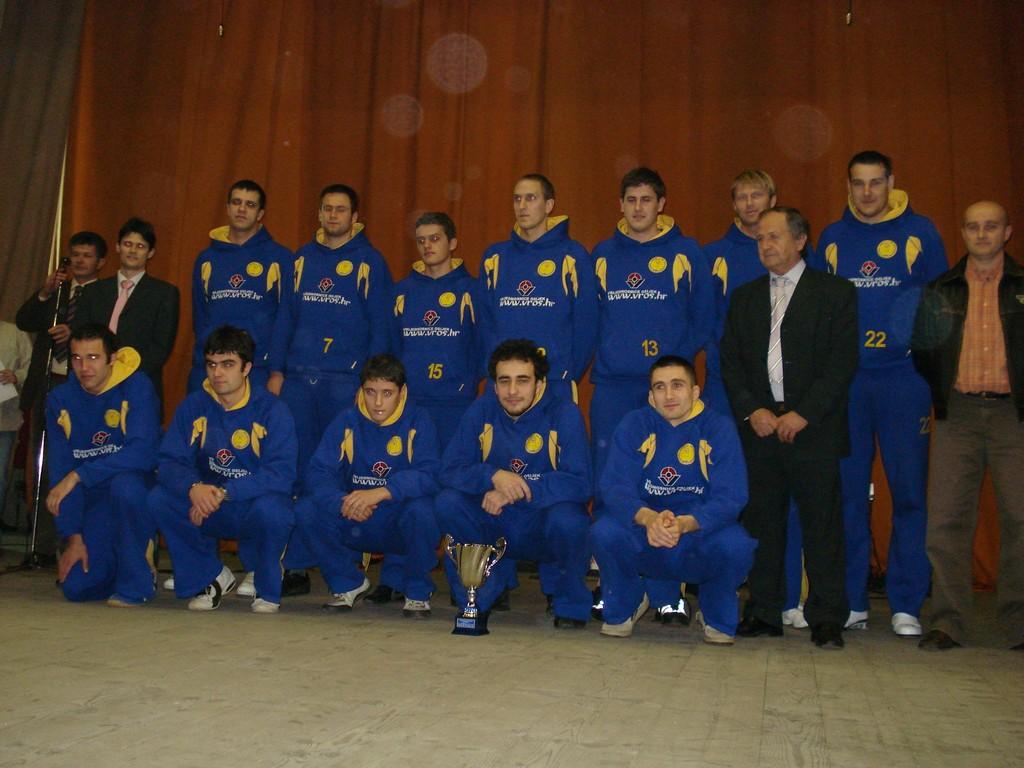 2007 KK VROS Darda III najsportaši Baranje