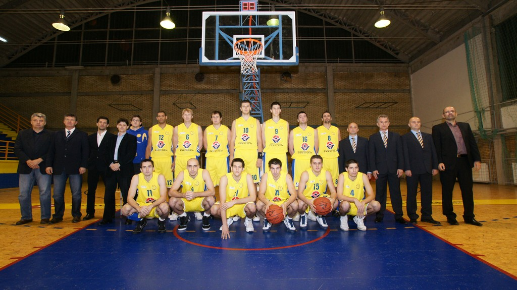 2009 KK VROS Darda II A1 liga