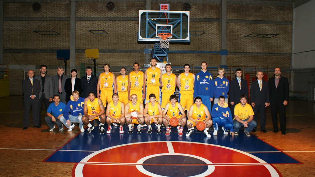 2010 KK VROS Darda A1 liga