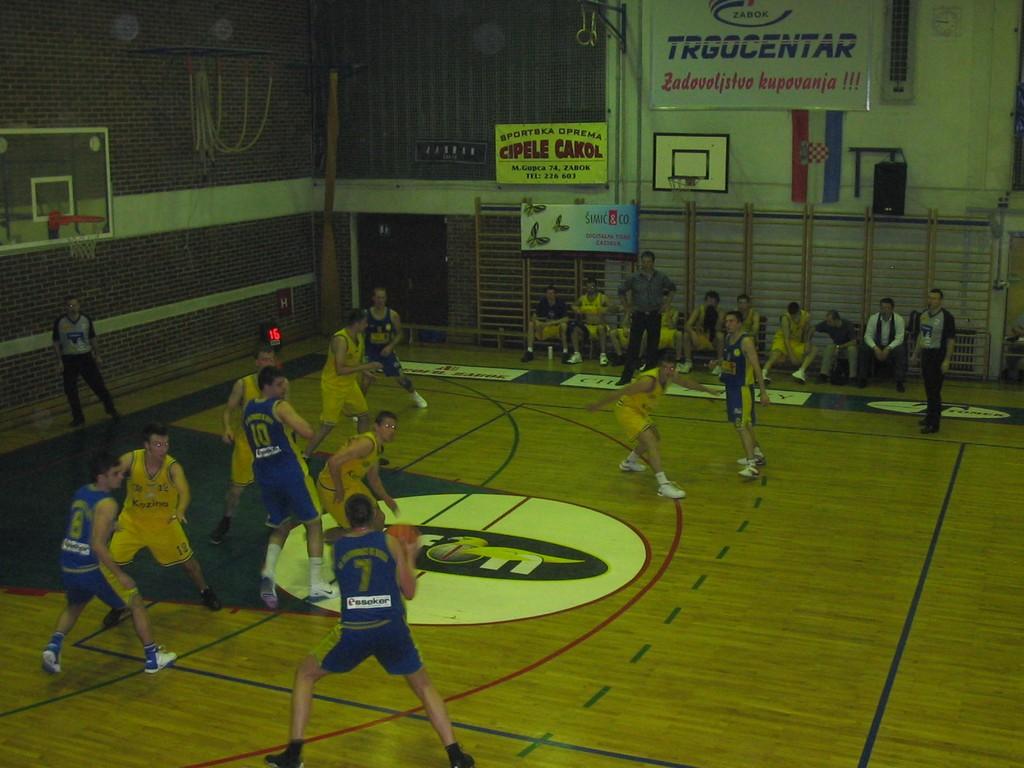 Zabok - VROS 1