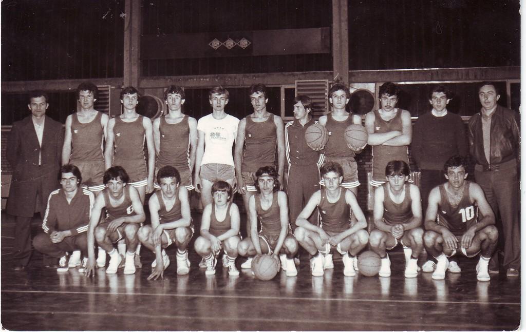 1980 OKK Darda - osnivanje