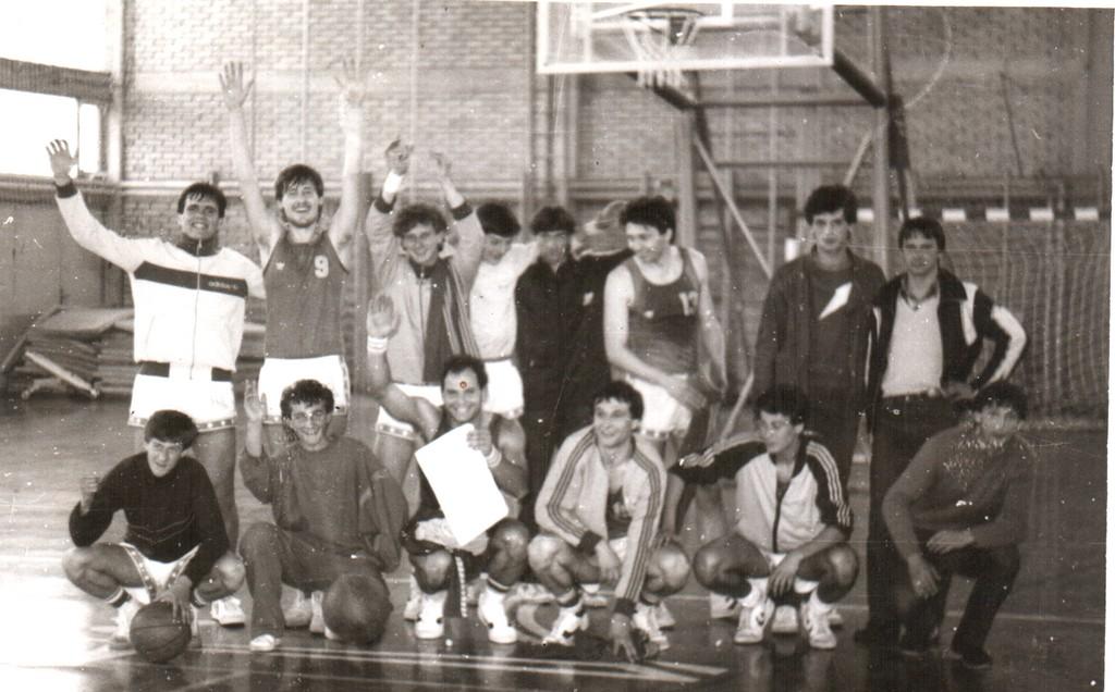 1986 OKK Darda prvak MO lige