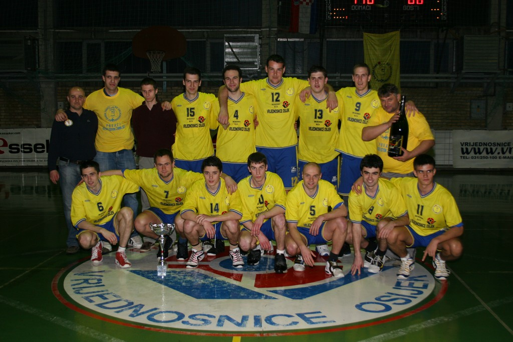 2006 KK VROS Darda IV - prvak A2