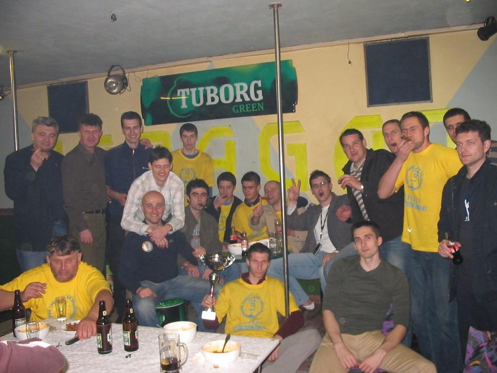 2006 KK VROS Darda V fešta prvaka