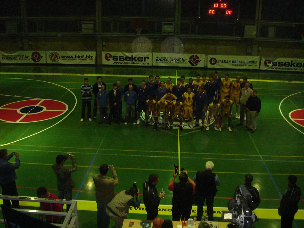 2007 KK VROS Darda IV vs Cibona