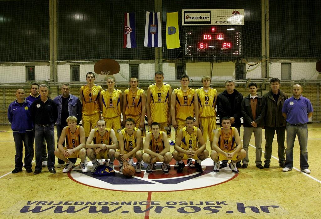 2008 KK VROS Darda
