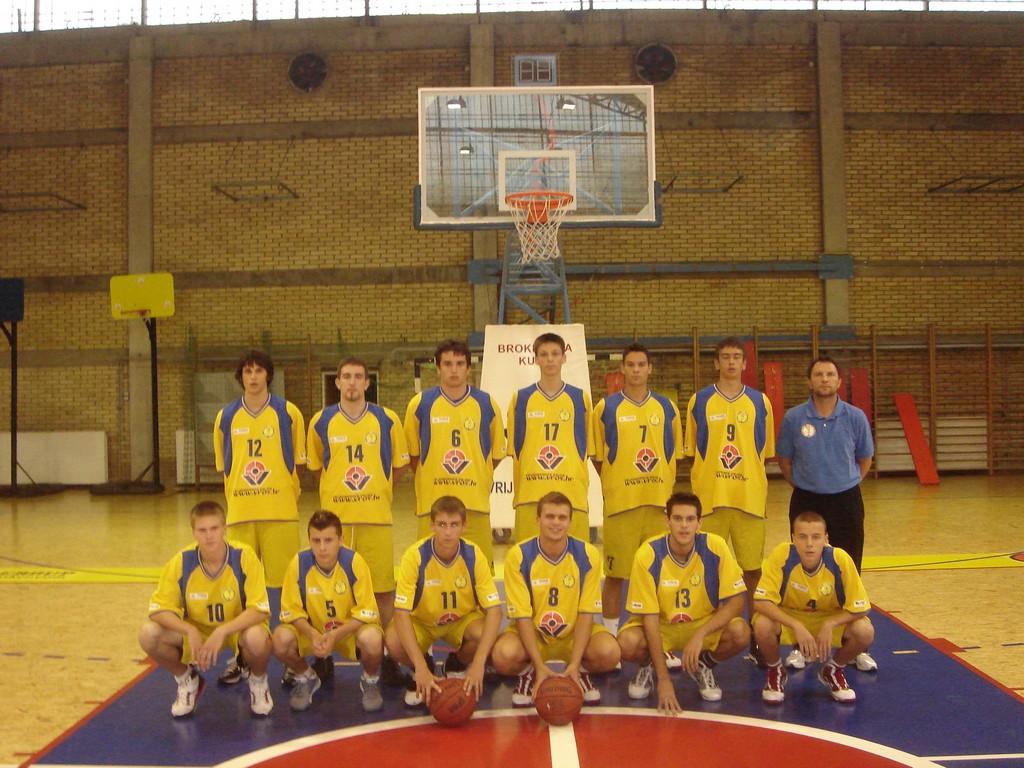 2010 KK VROS Darda Juniori