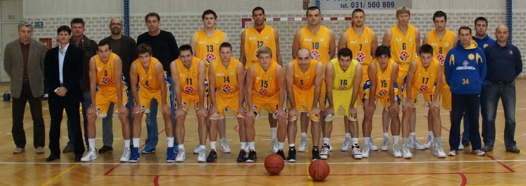2011 KK VROS Darda A1 liga