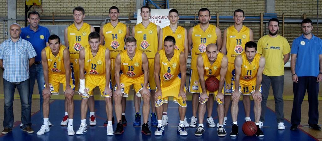 2012 KK VROS Darda III A1 liga