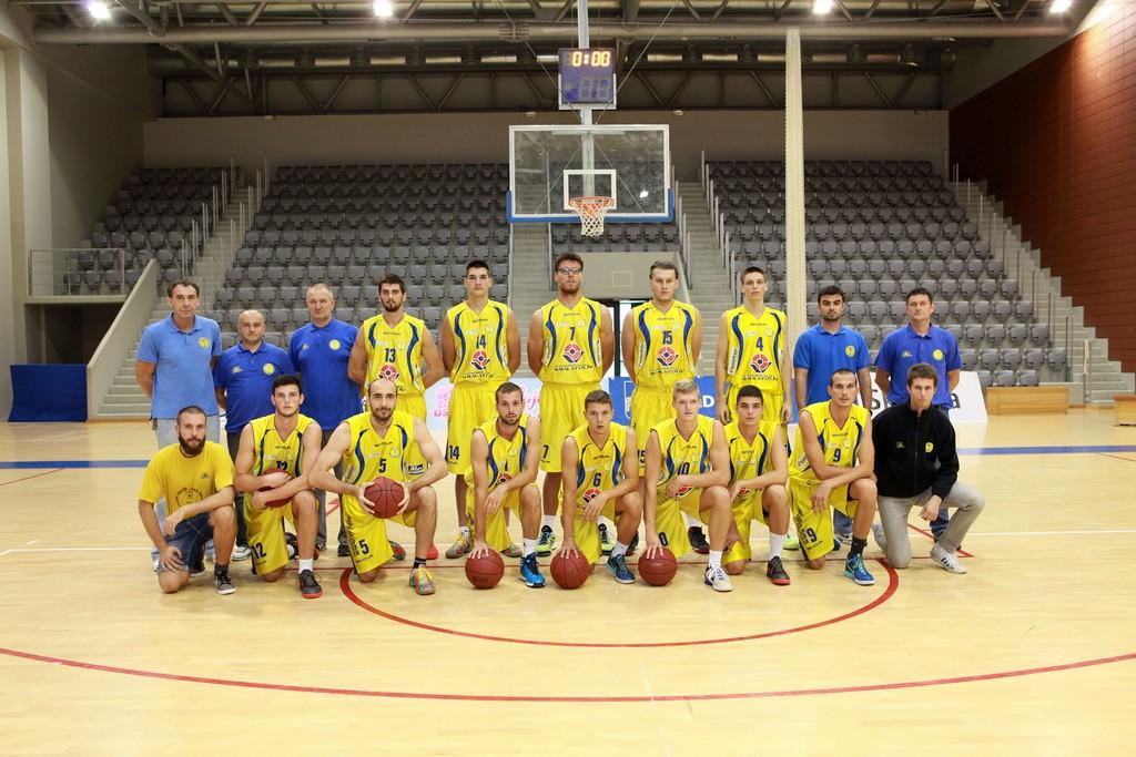 2014 KK Vrijednosnice Osijek A1