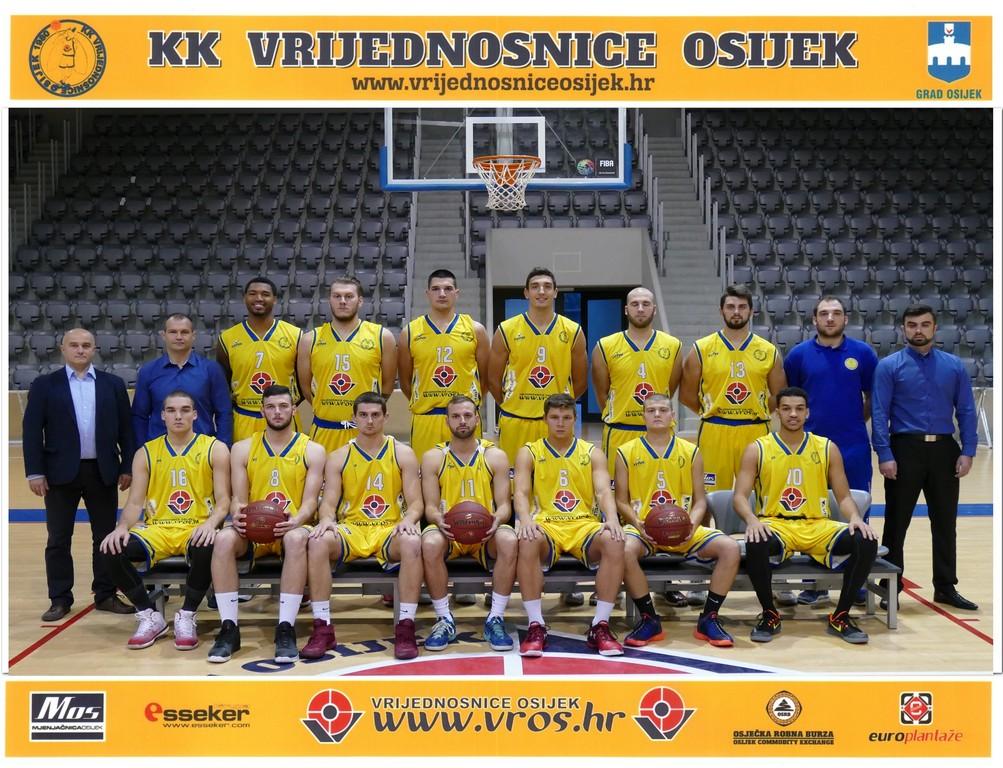 2016 KK Vrijednosnice Osijek A1