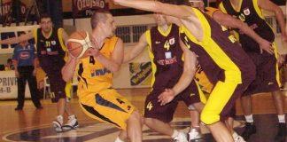 Danijel Rezo, novi igrač u redovima košarkaša iz Darde.