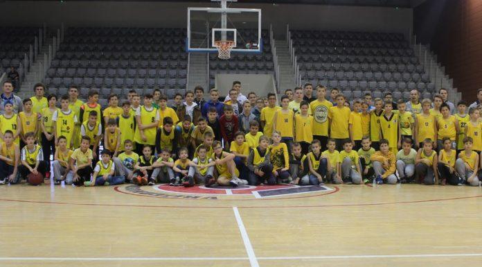 Škola košarke VROS 2016 2