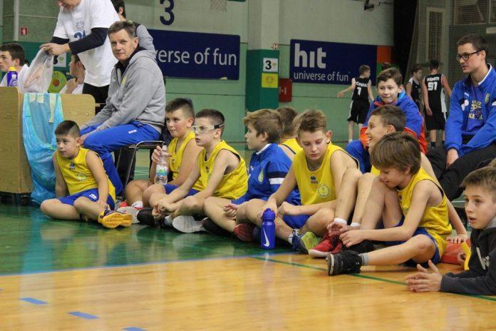 Mali igrači Vrijednosnica Osijek na međunarodnom turniru u Novoj Gorici