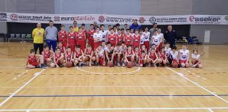 Mali Brokeri osvojili turnir Basket4kids u Osijeku