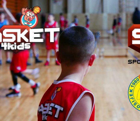 Turnir Basket 4 kids u Osijeku