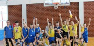 Završnica lige dječaka 2005+,regije Istok