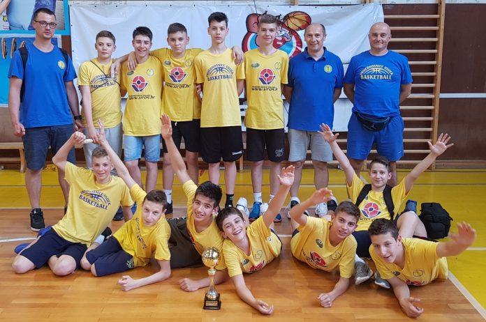 KK VROS U13 turnir Beograd 2018